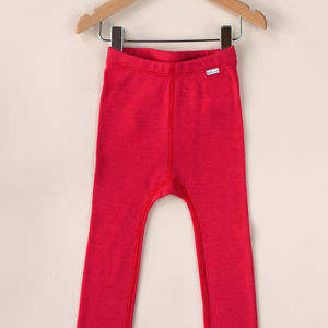 Superfine Merino Toddler Legging - clothing