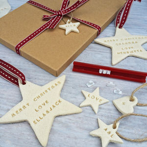 Make Your Own Personalised Decorations - decorations
