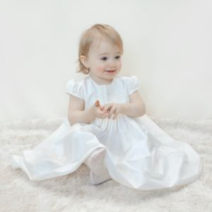 Christening Dress 'Lily' - clothing