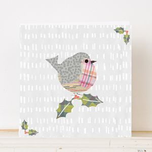 Round Robin Christmas Card