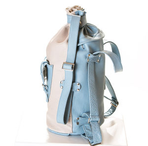 Diana Leather Backpack - backpacks
