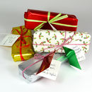 gift wrap for retro design glasses case for TV and cinema glasses