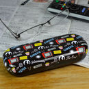 Glasses case for TV fans fathers day gift dad grandad