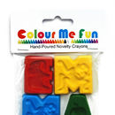 Personalised Name Crayons