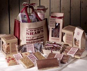 Happy Birthday Bag Of Baked Treats - boxes & hampers