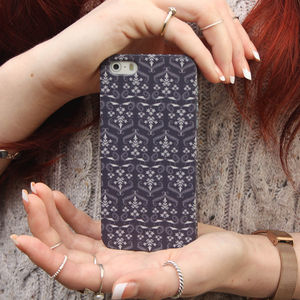 Art Nuevo Style iPhone Four Five And Six Case - phone & tablet covers & cases