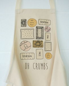 Mixed Biscuit Apron