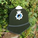 Personalised Police Helmet Bird Box