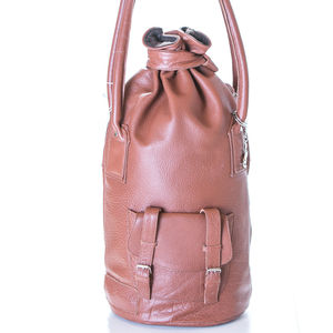 Diana Leather Holdall