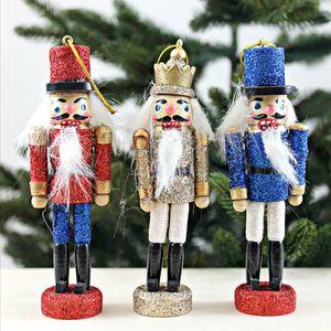 Nutcracker Christmas Tree Decorations