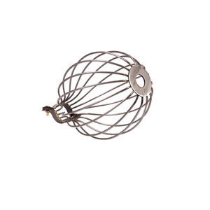 Steel Industrial Closed Cage Light Shade - ceiling lights