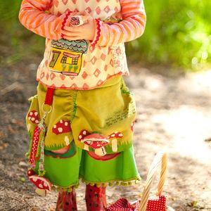 Toadstool Skirt