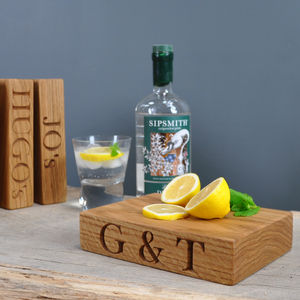 The Gin And Tonic Board - gifts to eat & drink