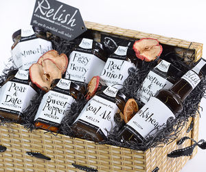 Cheese Lovers Hamper - gifts for grandparents
