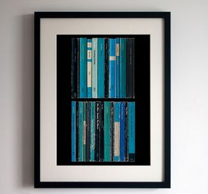 The Who 'Tommy' Album As Books Poster