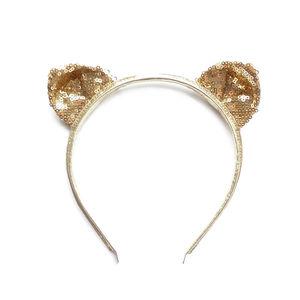 Sparkly Cat Ear Headband - hair accessories