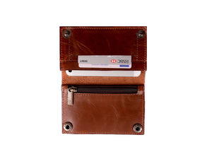 Leather Wallet For Mobile Phones