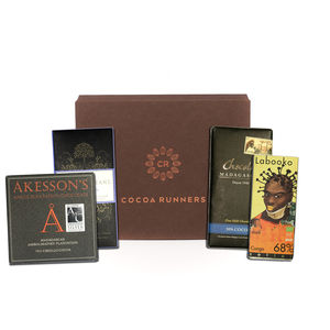 Out Of Africa Chocolate Collection - luxury chocolates