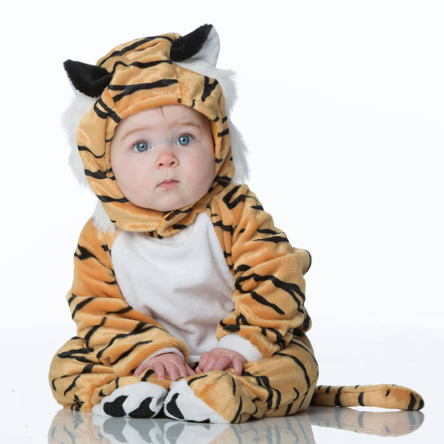 Dress Up: Baby Tiger Dress Up Outfit By Time To Dress Up