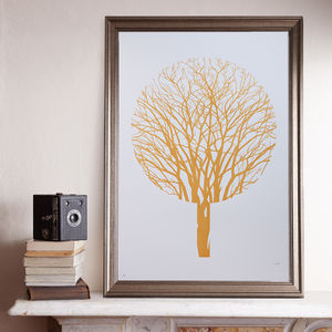 Urban Forest A2 Screen Prints - contemporary art