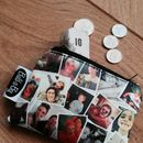 Photo Collage Coin Purse