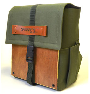 Woodsack Mini Backpack