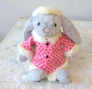 Pink Mimi Bunny - toys & games