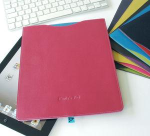 Leather Sleeve For iPad Mini