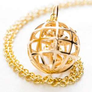Atlas Pendant - necklaces