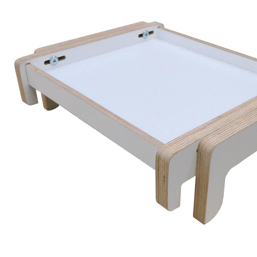 Adjustable Bunk Bed Shelf