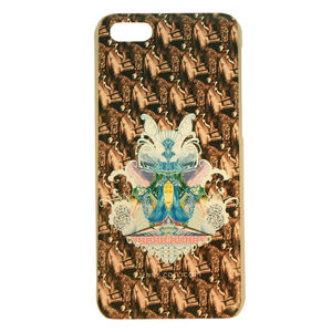 Baroque Peacock iPhone Five 5S Se 5C , Samsung S5 Case