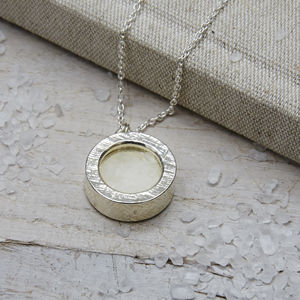 Meaningful Silver Locket For Protection