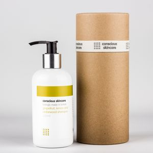 Grapefruit, Lemon And Cedarwood Shampoo - organic skincare