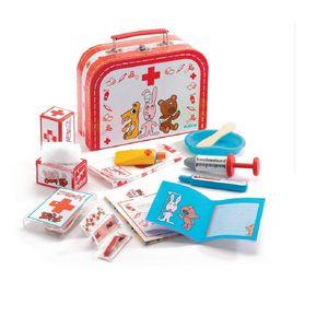 Childs Wooden Vet Kit - baby & child sale