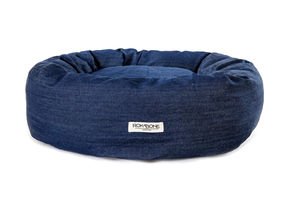 Rokabone Indigo Denim Donut Bed - beds & sleeping