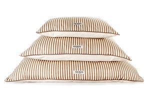 Rokabone Natural Ticking Pillow Bed