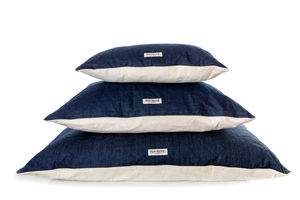 Rokabone Indigo Denim Pillow Bed