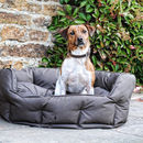 Quilted Waterproof Dog Bed