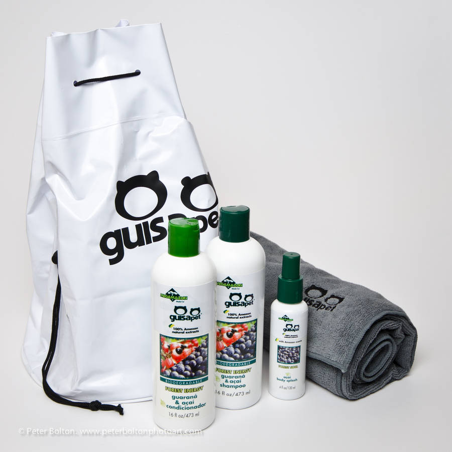 Guisapet Gift Bag Bathing Essentials
