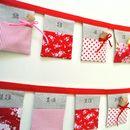 Handmade Bunting Advent Calendar ~ Tilda Stars