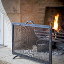 Large Or Small Firescreen