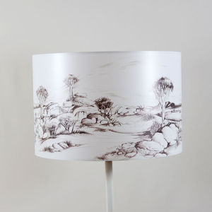 Quiver Tree Lampshade - lighting