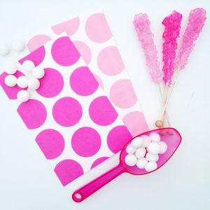 Candy Buffet Scoops And Bags
