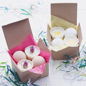 Bath Pamper Gift Box - gifts for mothers