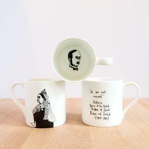 Queen Victoria Mug