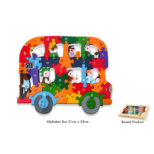 Alphabet Puzzle Educational Toy