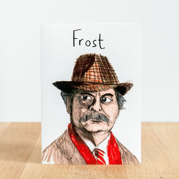 Frost Christmas Card