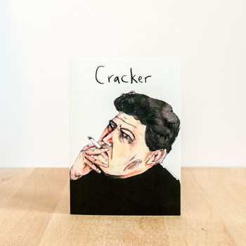 Cracker Christmas Card