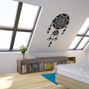 Tribal Design Dreamcatcher Wall Art