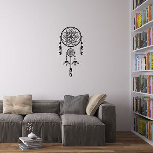 Intricate Dreamcatcher Wall Art